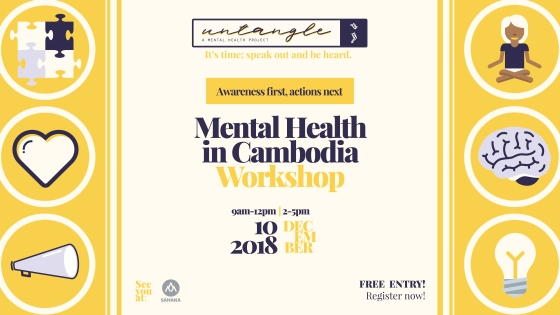 Mental Health in Cambodia Workshop