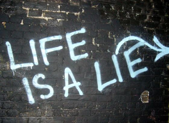 graffiti-life-lie-wall